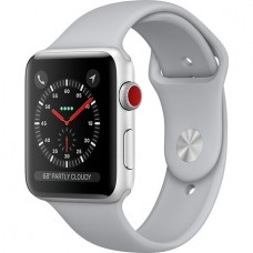 Умные часы Apple Watch Series 3 Cellular Aluminum 38