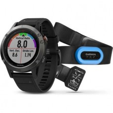 Умные часы Garmin Fenix 5 HRM Bundle - изображение 1